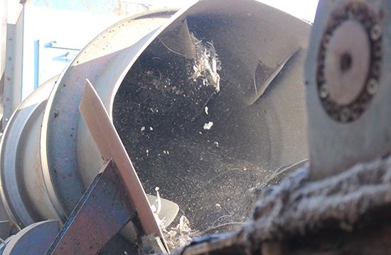 metal shredding for scrap vehicles