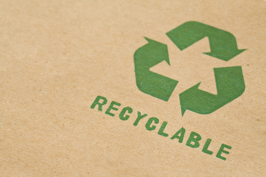 Many metals can be recycled