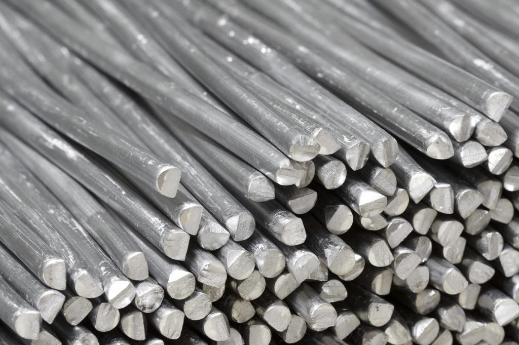 aluminium wire and properties of aluminium